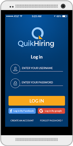 Best Video Resume Cv App Job Finding App Quikhiring Job App
